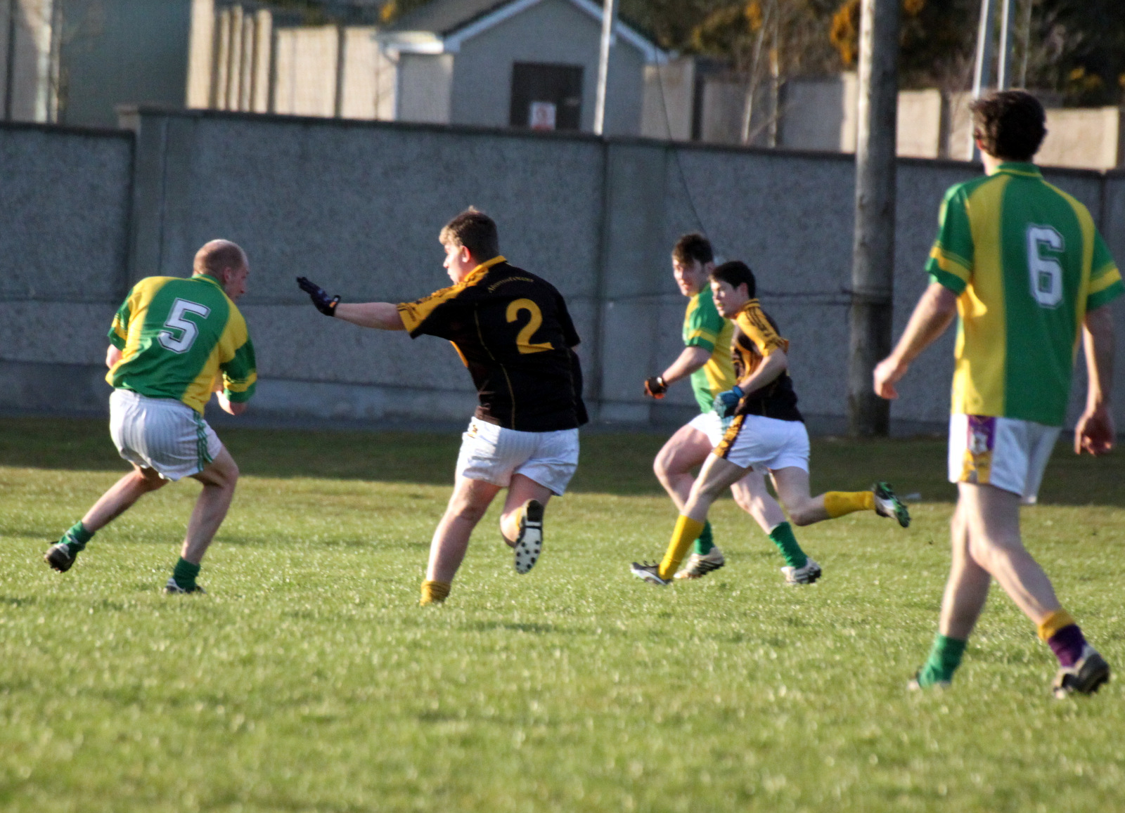 Clonee vs. Adamstown – 2015 Football League